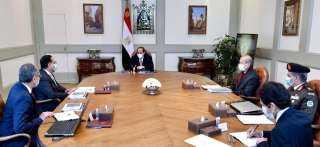 السيسي يوجه بسرعة تنفيذ مبادرة مصر الرقمية