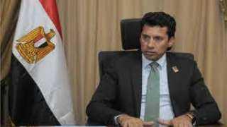 وزارة الشباب تكشف حالة أشرف صبحي بعد حادث طريق الإسكندرية الصحراوى