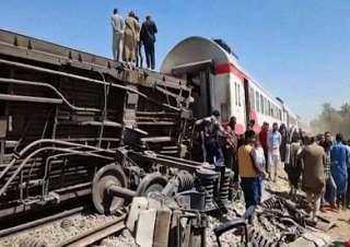 أول قرار من النيابة بشأن المتهمين في حادث قطار طوخ