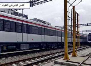 وصول أول دفعة من القطار الكهربائي «عدلي منصور- العاصمة الإدارية» الشهر المقبل
