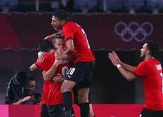 أولمبياد طوكيو 2020.. مصر تسقط استراليا وتصعد لدور الثمانية
