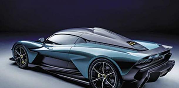 أستون مارتن Valhalla ترسى معايير جديدة للسيارات الهجينة الخارقة