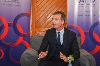 مدير الوكالة الفرنسية للتنمية بالقاهرة: تنفيذ مجموعة من المشروعات الجديدة في مصر
