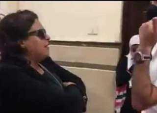قرار جديد من المحكمة ضد «سيدة المحكمة» بتهمة التعدي على ضابط شرطة