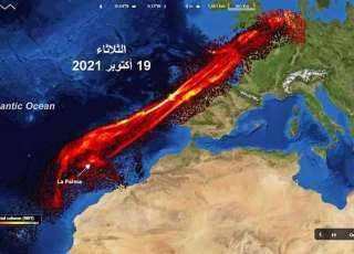 أستاذ جيولوجيا المياه يحذر من ثورة بركان لابالما على مصر.. تعرف على السبب