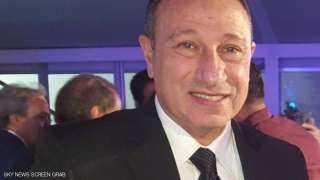 رئيس النادي الأهلي المصري في المستشفى بعد تعرضه لأزمة صحية