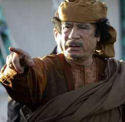 تداول تسجيل صوتي للرئيس الليبي الراحل معمر القذاقي قبل مقتله بساعات